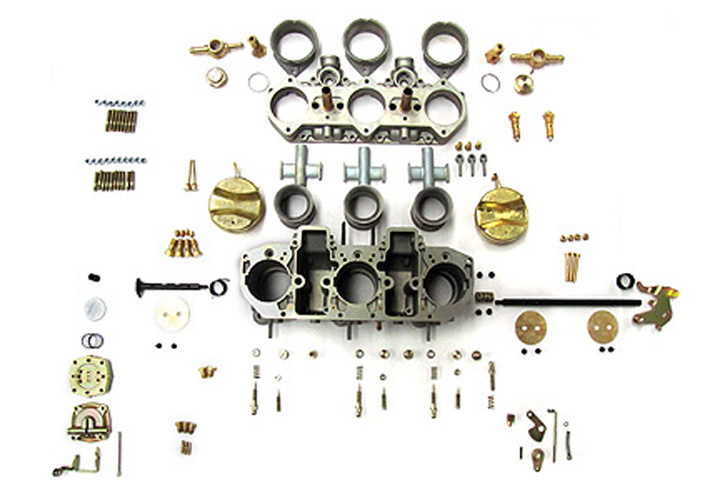 Automotive Carburetor Parts