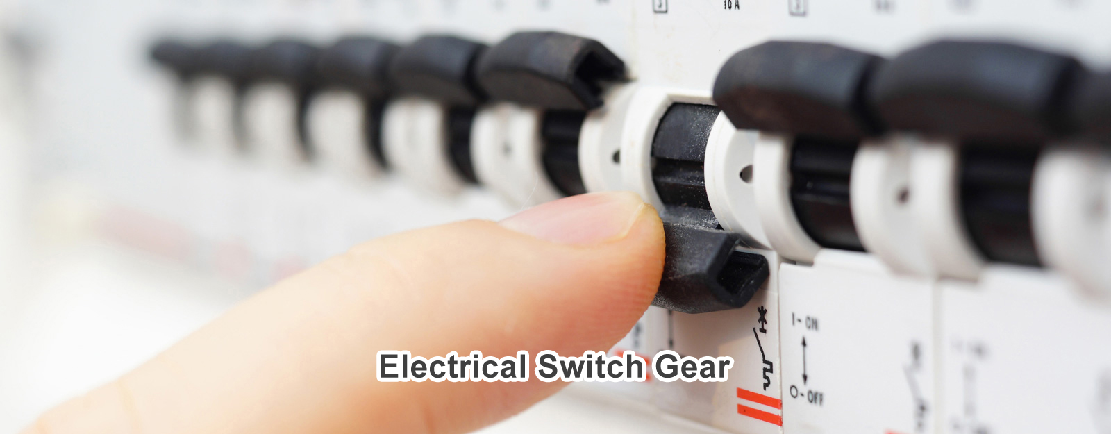 Tria Group Electrical Switch Gear Picture